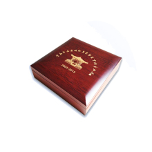 Custom made Different shape Handmade Printed Decorative Small Natural Wooden Gift Boxes Wholesale