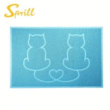 SPRILL hot selling pvc <strong>pet</strong> /cat mat dog pad