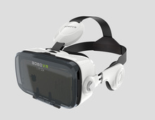 Alibaba company Virtual reality bobo vr z4 3d glasses with headphone good quality OEM available for cell phone