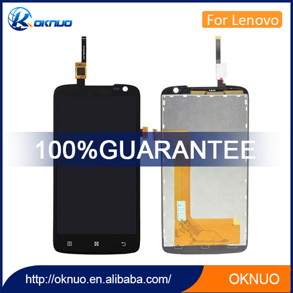 Wholesale original quality mobile phone lcd for lenovo s820 lcd touch screen display