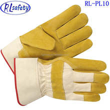 Chrome Leather Canadian Rigger Gloves PAKISTAN