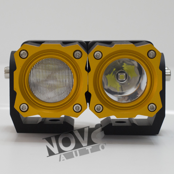 MINI cube LED Work light for car,bicycle ,Boat from China
