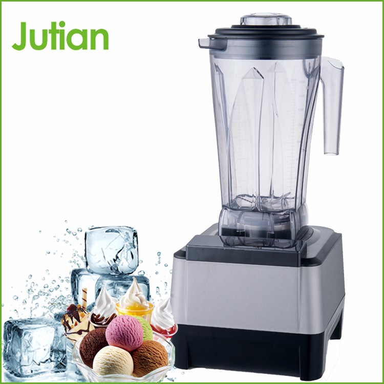 High Performance Multifunction Smoothie Ice Juice Heavy Duty Commercial Blender