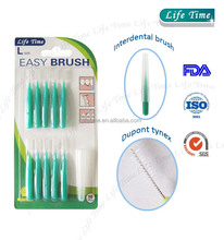 L / M / S interdental brush / high quality interdental brush / oral care interdental brush