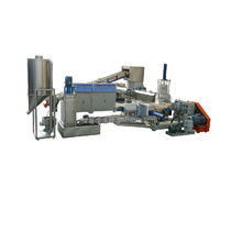 China waste plastic granulator/plastic recycling equipment for sale