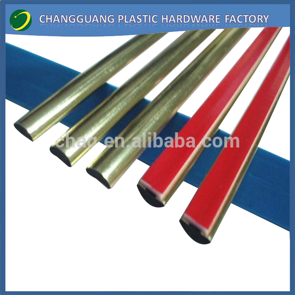 colorful U-shaped plastic pvc edge trim strip for automobile decoration