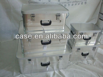 aluminum storage case
