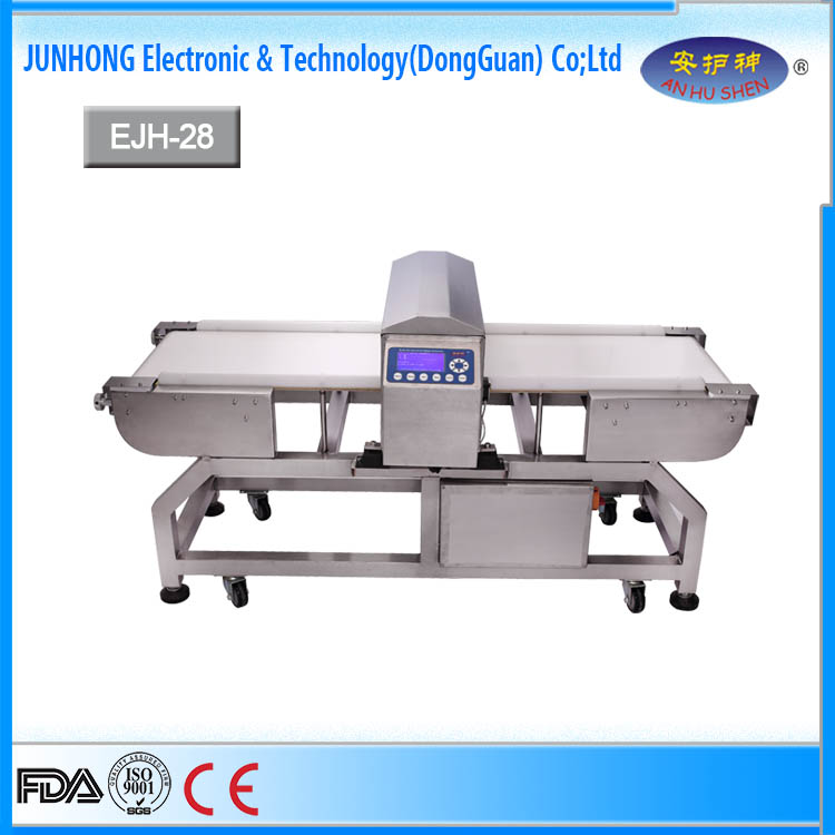 Slim Line Metal Detector For Food Applications
