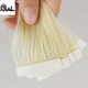 7a Virgin Unprocessed Raw Silky Straight Human Hair Tapes Extension