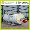 Factory Outlets 1000kg/hr WNS Series Automatic Industrial 1 ton Diesel Boiler