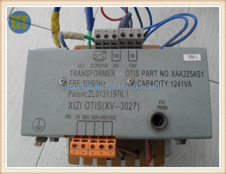 Elevator Transformer XAA225AS1/ SDC11507
