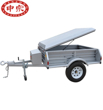 Travel Trailer Use and 750kg Max Payload Mini Camper Trailers