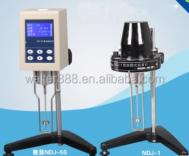 NDJ-5S Digital Rotational Viscosity Meter