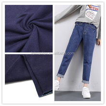 China supplier polyester cotton twill high quality denim fabric