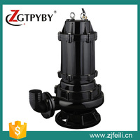 sewage stirring pump for Dirty Water Treatment centrifugal monoblock pump