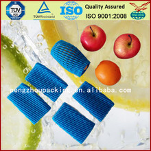 2014 Top Selling Expandable Disposable Cheap Food Grade EPE Foam Fruit Packing Protective Sleeve Net