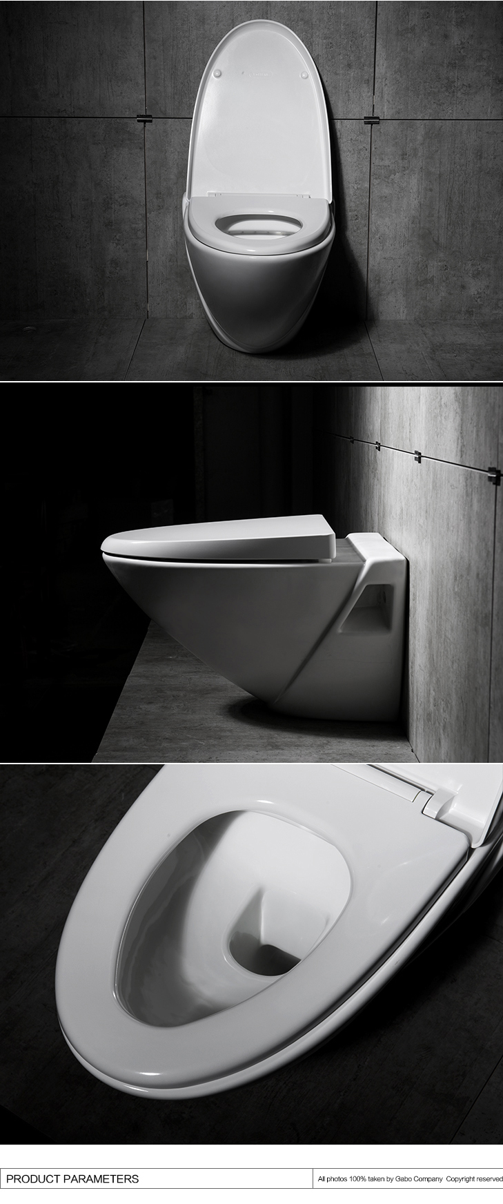 Low Price Italian Style Wall Hung Sanitary Ware Toilet