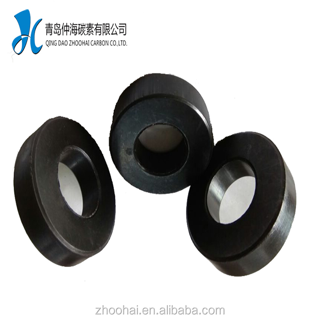 China Carbon Graphite Sealing Ring For Instruments And Valves