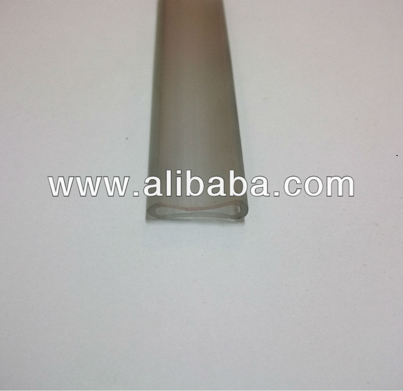Rubber Flat Tube, Certified for Air Shafts