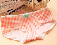 Cute Women Girl Cotton Underwear Briefs Low Waist Lovely Panties Large Size Underpant