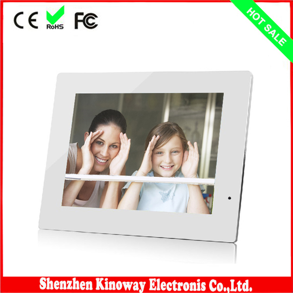 13.3 inch TFT LCD,1024*768 mp4 digital picture frame