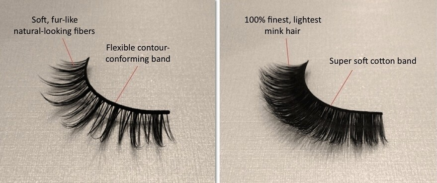 hot sale fake eyelashes 3D 100% real mink strip lashes Private Label Wholesale False Eyelashes