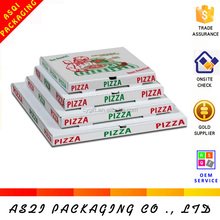 2015 custom high quality pizza delivery box for scooter made in China