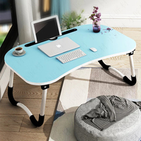 Cheap Laptop Desk Adjustable Bed Tray Foldable Computer Modern Stand Up Desk For Bed