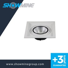 cheap quality 30w led grille lamps ac85-265v lustrous cob panel size 190*190mm cutout 165*165mm 3 years guarantee