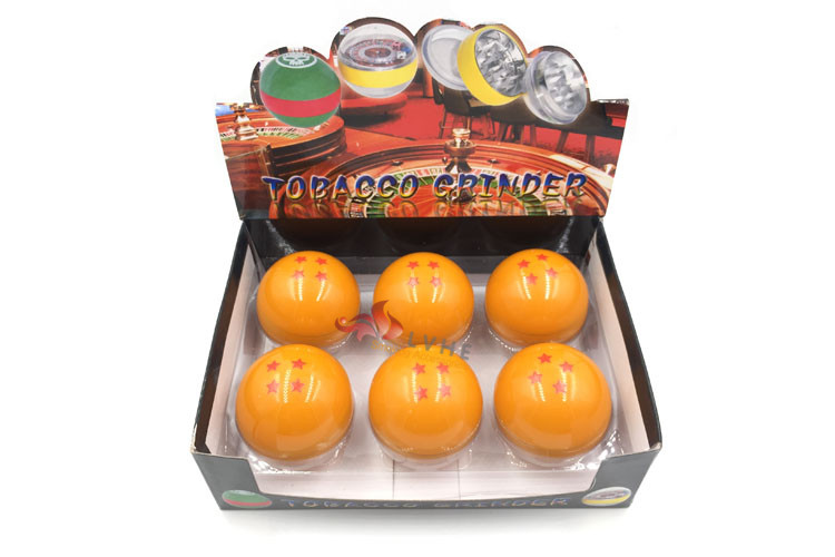 T162GM LVHE Zinc Dragon Ball Wholesale Herb Grinder