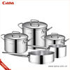 New Product Cookware Stainless Steel Cooking