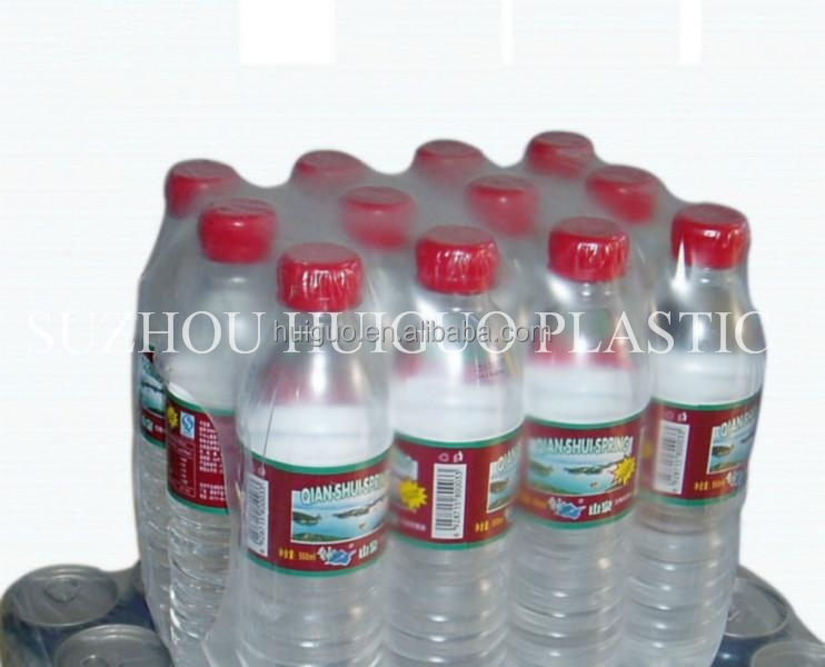 clear printed plastic bag for liquid