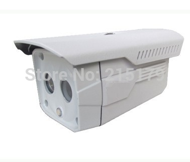 2.0 Megapiel CMOS Full HD Network Small IR-Bullet Camera , 1080P ONVIF IP CAMERA KU-IP2202AL 6mm lens