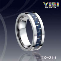 tungsten used boxing ring for sale cheap tungsten ring carbon fiber band