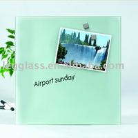 decoration magnetic glass writing boards