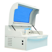 benchtop discrete biochemistry/chemistry analyzer for in vitro disgnostic with ISO FDA CE
