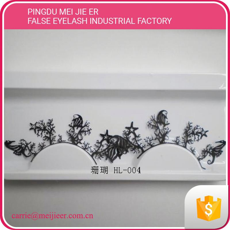 strip paper fale packaging eyelash