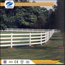 vinyl horse ranch fences