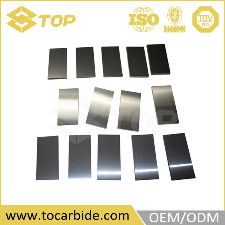 k20 carbide flat, carbide rectangular strip, sintered carbide sheet