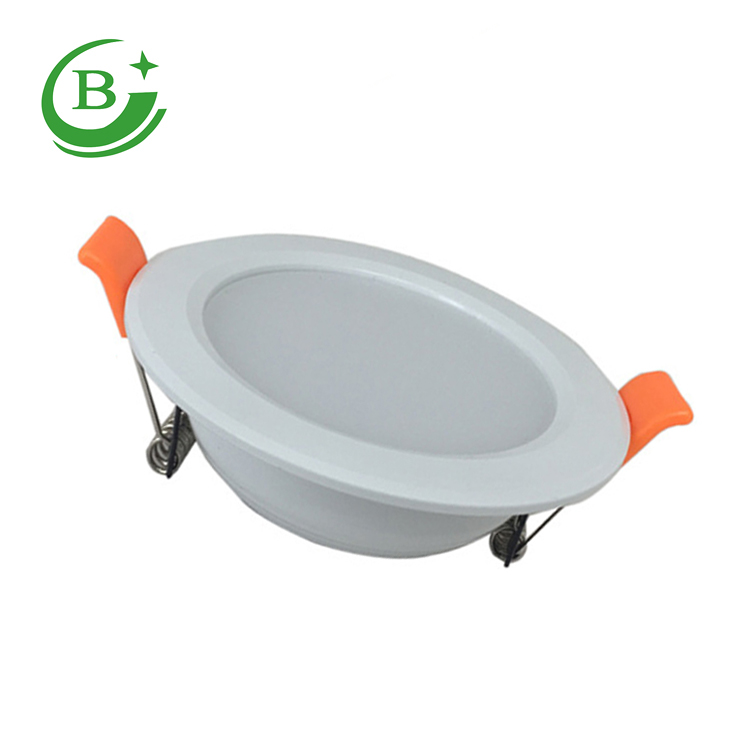 The new variable light LED <strong>spotlight</strong> 5W SMD Downlight series straw hat