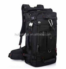 Outdoor Sports Climbing Camping Hiking Trekking Cycling Running Backpack Mountaining Bag 50L