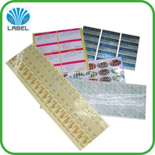 electronic shelf label adhesive label paper