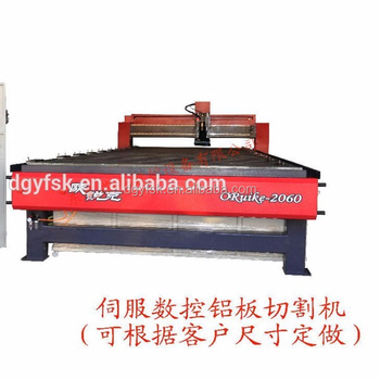 cnc cutting machine for metal sheet