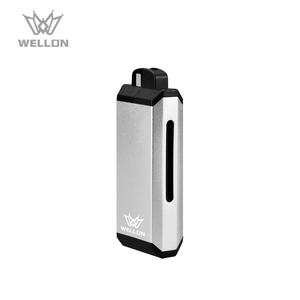 New pod vape 2.0ml refillable Ripple cbd vape pod from Wellon Factory