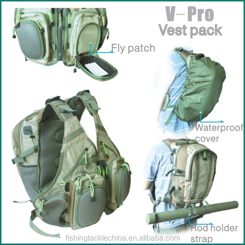 High quality professional canvas waterproof backpack