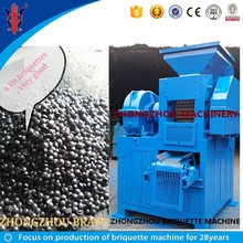 Indonesia Hot Charcoal Pillow Shape Briquette Machine Price