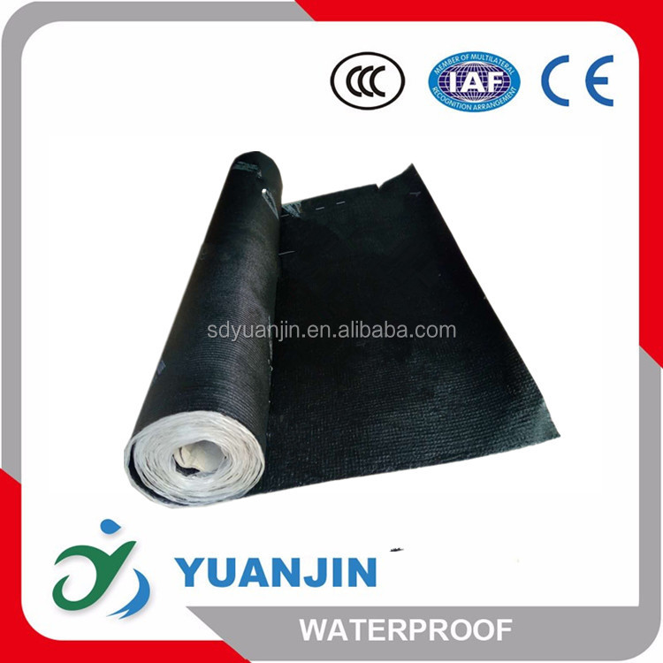 SBS bitumen waterproofing membrane for building industry