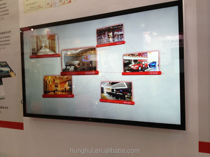 Internet Access Full HD Digital Billboard