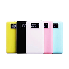 Unique products to sell fashion power bank 10000mah portable charger