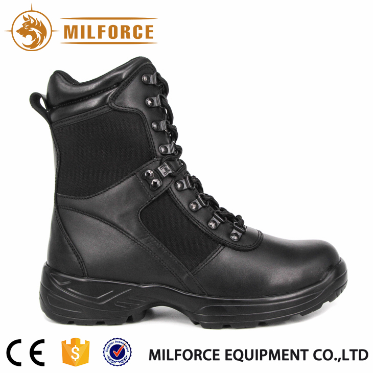 milforce new design hot sale army military combat <strong>boots</strong>